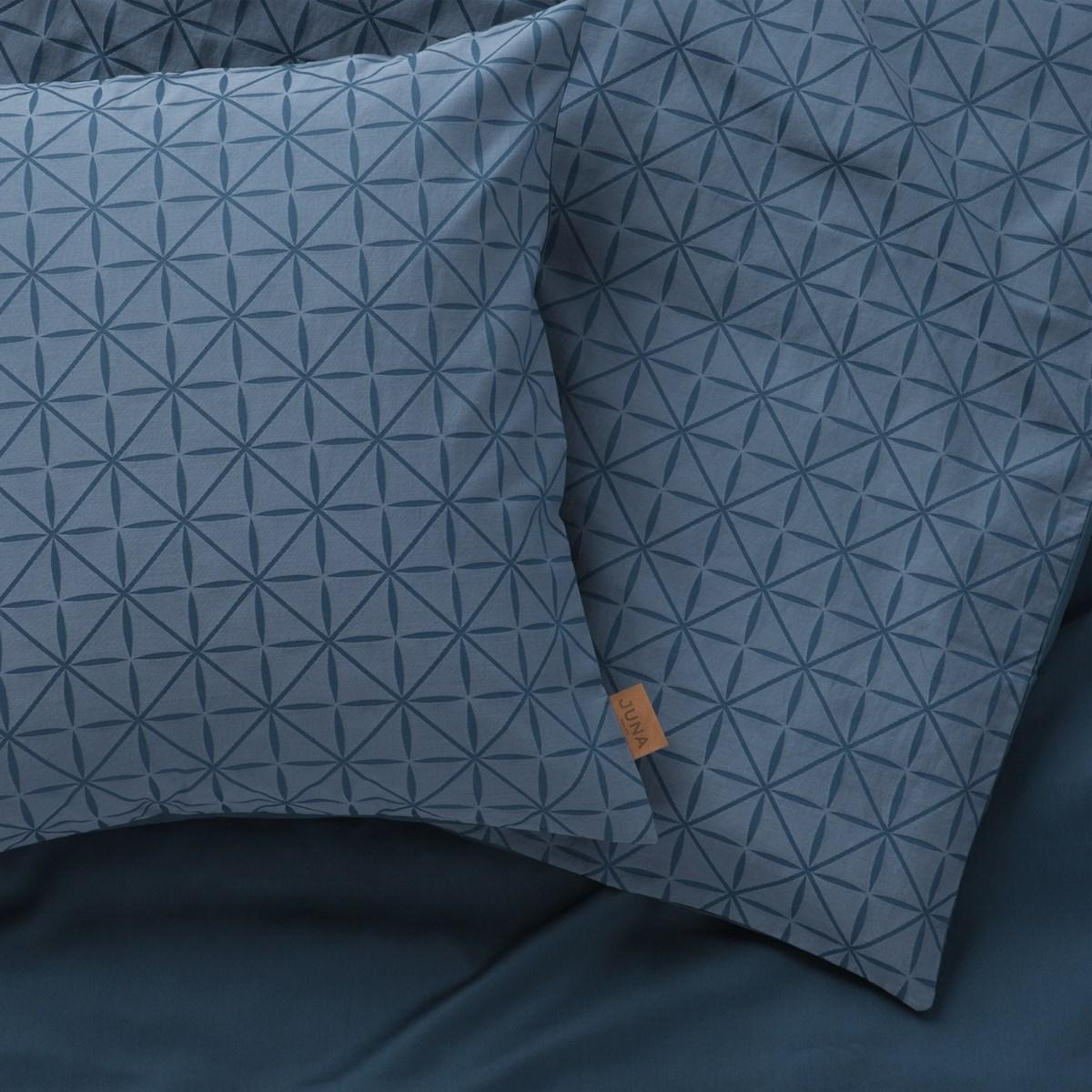 Fantastisk Juna Stars sengetøj. Blå. 140 x 200 cm. sengetøj - Skiftselv.dk WA11
