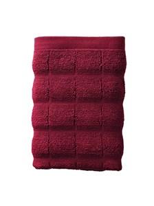 Image of   Tiles 70x140 Cabernet Badehåndklæde