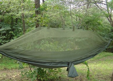 Image of   Jungle Hammock