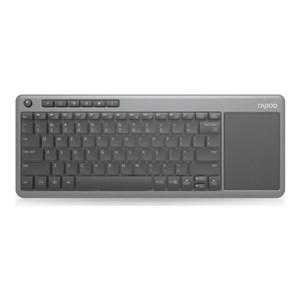 K2600 Trådløst tastatur med TouchPad, grå