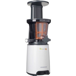 Image of   JMP 400 WH citruspresser og juicemaskine Slow juicer Sort, Hvid 140 W