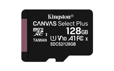 Canvas Select Plus hukommelseskort 128 GB MicroSDXC Klasse 10 UHS-I