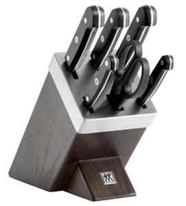Image of   Knife Set ZWILLING Gourmet 36133-000-0 (Knife block, Knife x 5, Scissors)