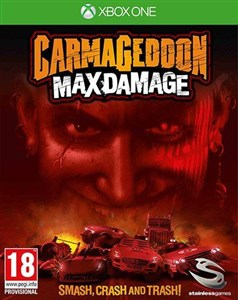 KOCH Media Carmageddon: Max Damage, Xbox One videospil Basis Engelsk, Italiensk