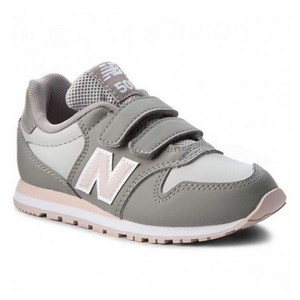 Kondisko til Børn New Balance KV500PGY Grå Pink 35