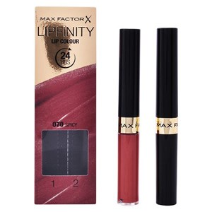 Kosmetik sæt til kvinder Lipfinity Max Factor (2 pcs) 180 - spirtual shade