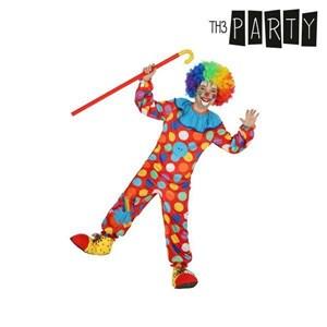 Image of   Kostume til børn Mande klovn 10-12 år