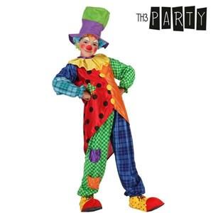 Billede af Kostume til børn Th3 Party Mande klovn 3-4 år