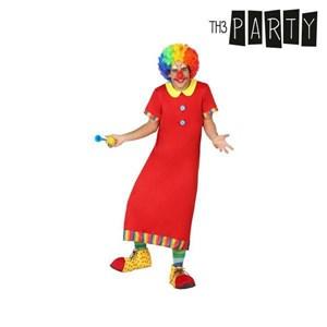 Image of   Kostume til voksne Mande klovn M/L