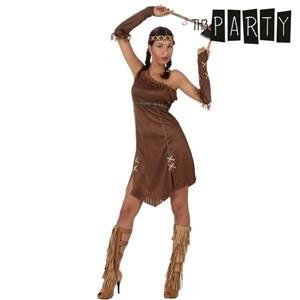 Image of   Kostume til voksne Th3 Party Indianer kvinde M/L