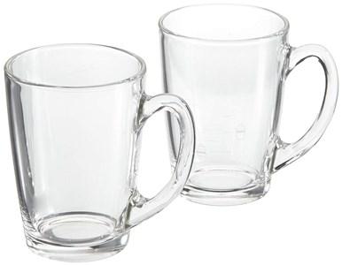 Billede af Caffe Latte & Cappuccino Glass Cups - XS801000