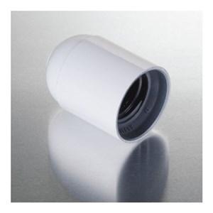 Image of   Lampefatning E27, hvid