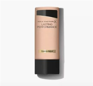 Image of   Flydende makeup foundation Lasting Performance Max Factor 102 - pastelle 35 ml