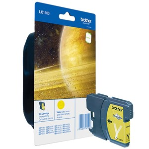 LC-1100Y ink cartridge Original yellow 1 pc(s)