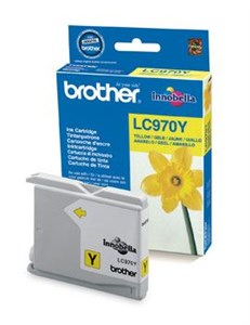 LC970Y ink cartridge yellow 350 pages