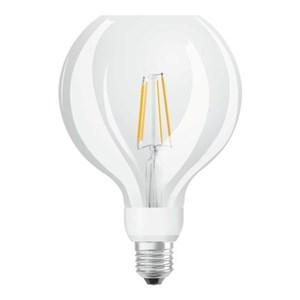 LED STAR+ GLOWdim globe 60W/827 filament klar E27 dæmpbar