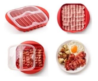 Image of   Bacon Maker til mikroovn