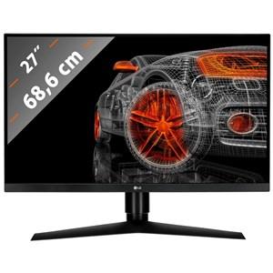 """Billede af 27GL63T-B computerskærm 68,6 cm (27"""") 1920 x 1080 pixel Fuld HD LCD Sort"""