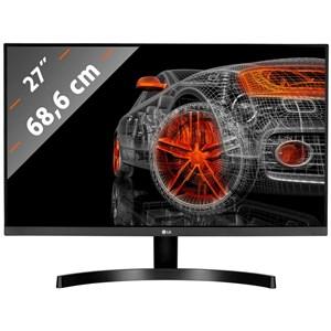 """Billede af 27MK600M-B computerskærm 68,6 cm (27"""") 1920 x 1080 pixel Fuld HD LED Sort"""