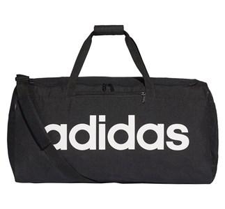 Image of   LINEAR CORE DUFFEL BAG 824 duffel bag Black,White Polyester