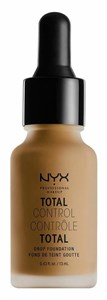 Billede af Liquid Make-Up Base NYX Shade 17 Cappuccino