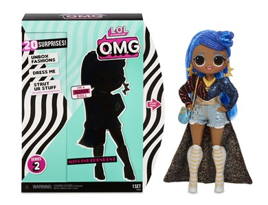 Image of L.O.L. Surprise! OMG Core Doll Season 2- AA- Independent Queen
