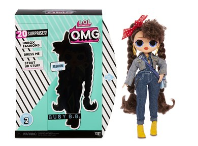 Image of L.O.L. Surprise! OMG Doll Season 2- Can Do Baby