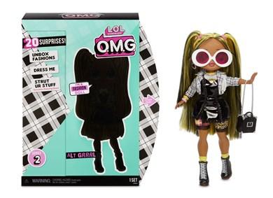 Image of L.O.L. Surprise! OMG Doll Season 2- Grunge Grrrl