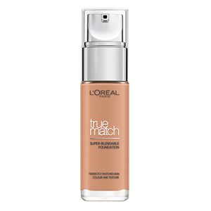 Image of   True Match Foundation 5.D/5.W Sable Doré