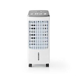 Billede af Mobil Air Cooler | Vandtanks kapacitet: 3 l | Blæserhastighed: Høj/Mellem/Lav | 270 m³/h | Svingning