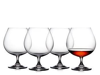 Image of   Cognacglas 69cl 4 stk. glas