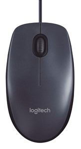 M100 Optical Mouse, Grey