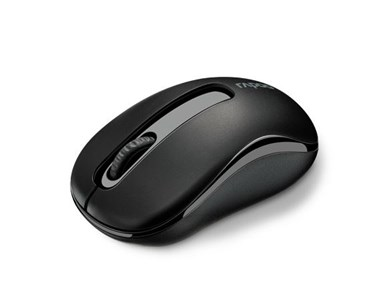M10Plus 2,4 G trådløs mus med 3 knapper, sort