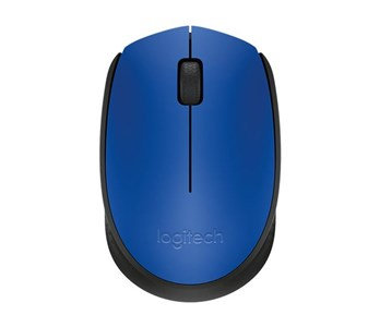 Trådløs mus Logitech M171 1000 dpi Blå