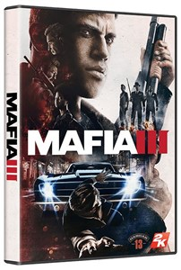 Image of   Mafia III, PS4 videospil PlayStation 4 Basis