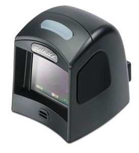 Datalogic Magellan 1100i, 1D, Green spot, USB cable included, black
