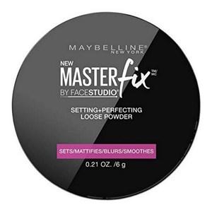 Makeup Tilpasning Puddere Master Fix Maybelline (6 g)