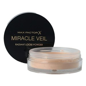 Makeup Tilpasning Puddere Miracle Veil Max Factor (4 g)