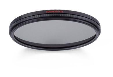 MFADVCPL-46 kamerafilter 4,6 cm Cirkulært polariserende kamerafilter