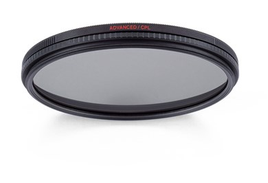 MFADVCPL-55 kamerafilter 5,5 cm Cirkulært polariserende kamerafilter