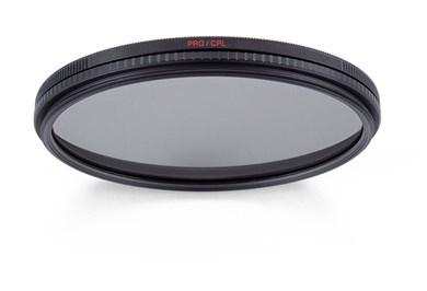 MFPROCPL-55 kamerafilter 5,5 cm Polariserende kamerafilter