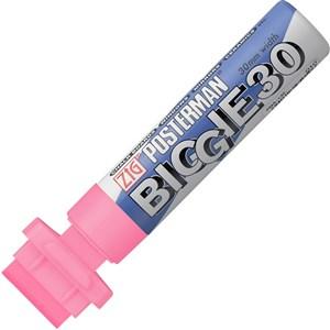 Image of   Marker ZIG Posterman 30mm pink