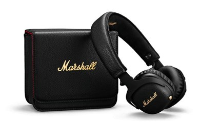 Marshall Mid A.N.C Hovedtelefoner Headset Sort 3,5 mm stik Bluetooth Micro USB