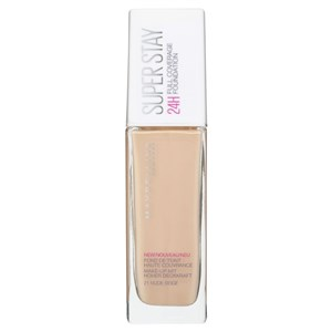 Image of   Superstay 24H Reno 021 Nude Beige Pumpeflaske Væske 30 ml