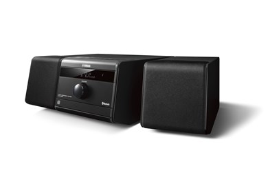 MCR-B020 Home audio micro system Sort 30 W