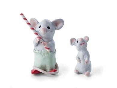 Image of   Figur Mus Sweetie og Minni