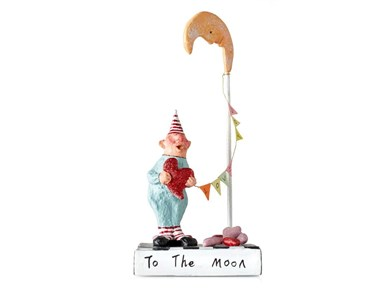 Image of   Figur To the Moon and back 17cm
