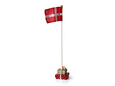 Image of   Flagstang 45 cm