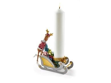 Image of   Kalenderstage Rudolf polyresin