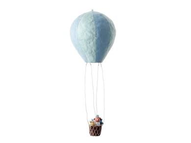 Image of   Luftballon Blå Medusa